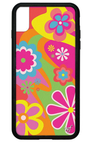 Flower Power iPhone Xs Max Case