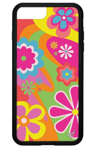 Flower Power iPhone 6+/7+/8+ Plus Case