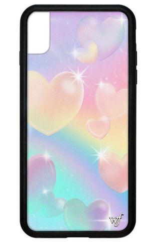 Heavenly Hearts iPhone Xs Max Case