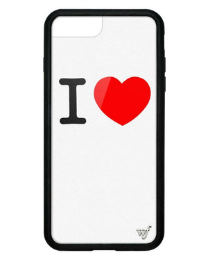 I Love iPhone 6+/7+/8+ Plus Case