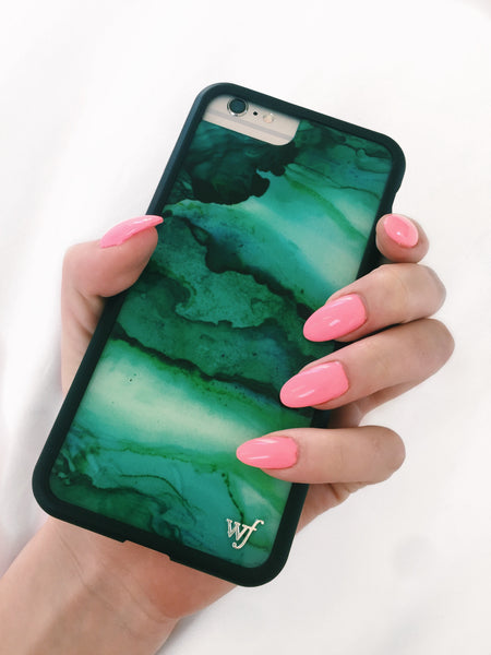 Emerald Stone iPhone 7 Case