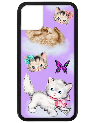 Kittens iPhone 11 Case