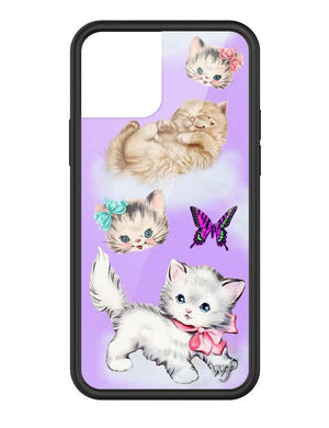 Kittens iPhone 12/12 Pro Case