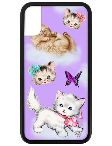 Kittens iPhone X/Xs Case