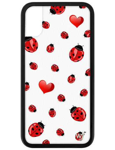 Lady Bugs iPhone X/Xs Case