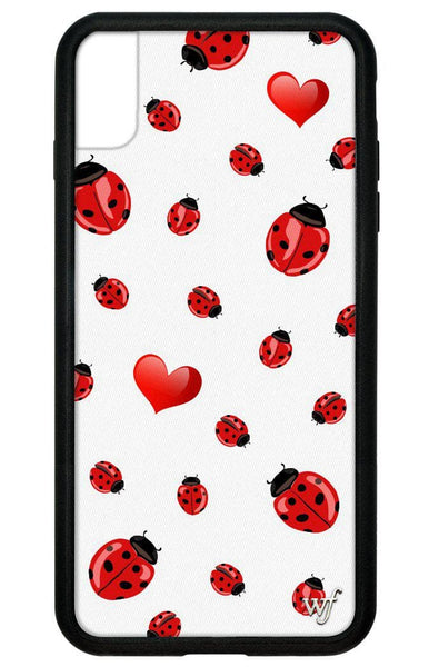 Lady Bugs iPhone Xs Max Case