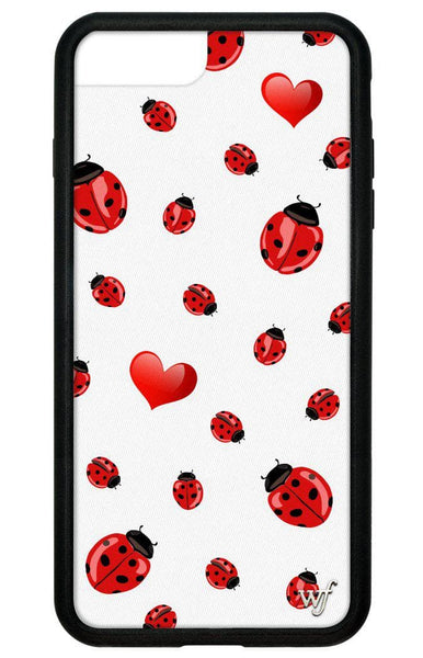 Lady Bugs iPhone 6+/7+/8+ Plus Case