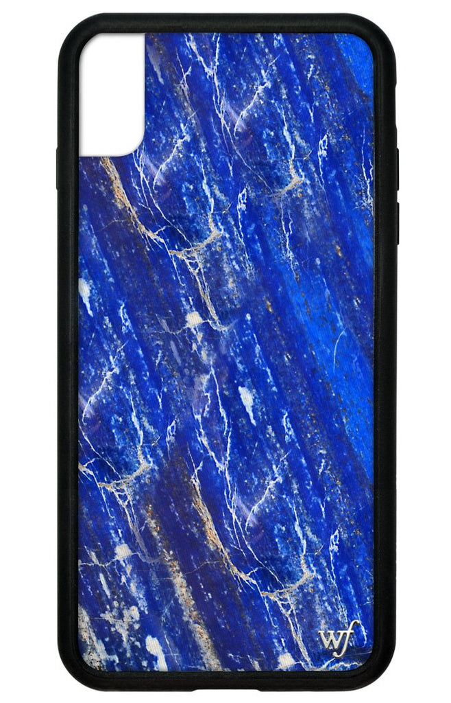 iphone xs blue case