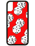 Lucky Dice iPhone X Case