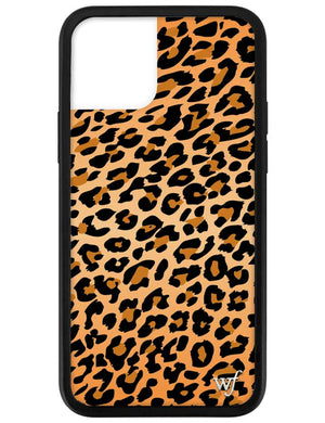 Leopard iPhone 12 Pro Case