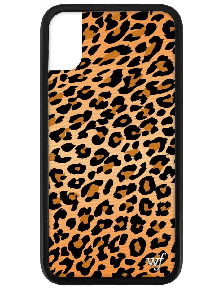 pretty nice 98b95 53c23 Leopard iPhone X/Xs Case