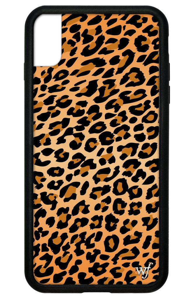 the best attitude bef7c 2123c Leopard iPhone Xs Max Case