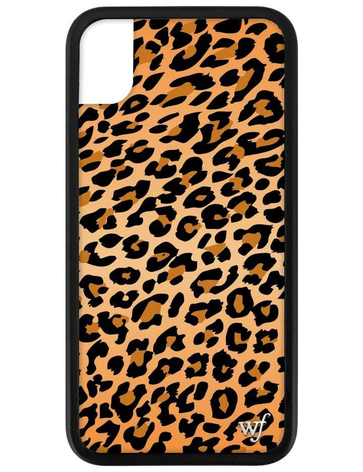 Leopard Iphone Xr Case Wildflower Cases