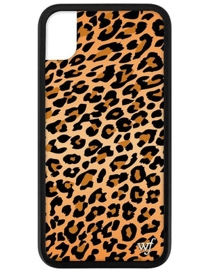 Leopard iPhone Xr Case | Gold