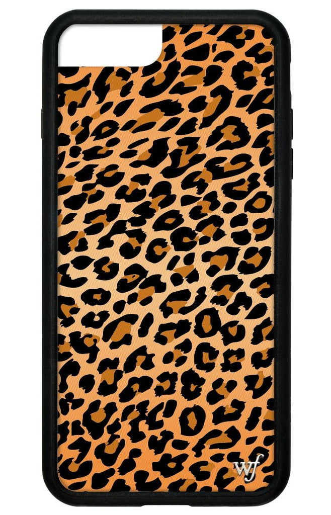 iphone 8 plus case leopard