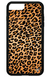 Leopard iPhone 6+/7+/8+ Plus Case
