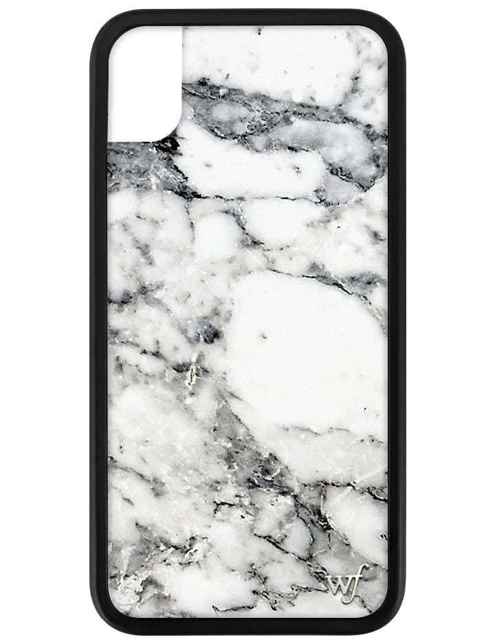 brand new d76a1 19a17 Marble iPhone Xr Case