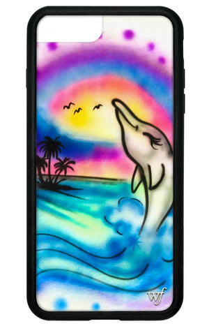 Maui Airbrush iPhone 6+/7+/8+ Plus Case