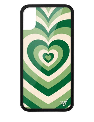 Matcha Love iPhone X/Xs Case