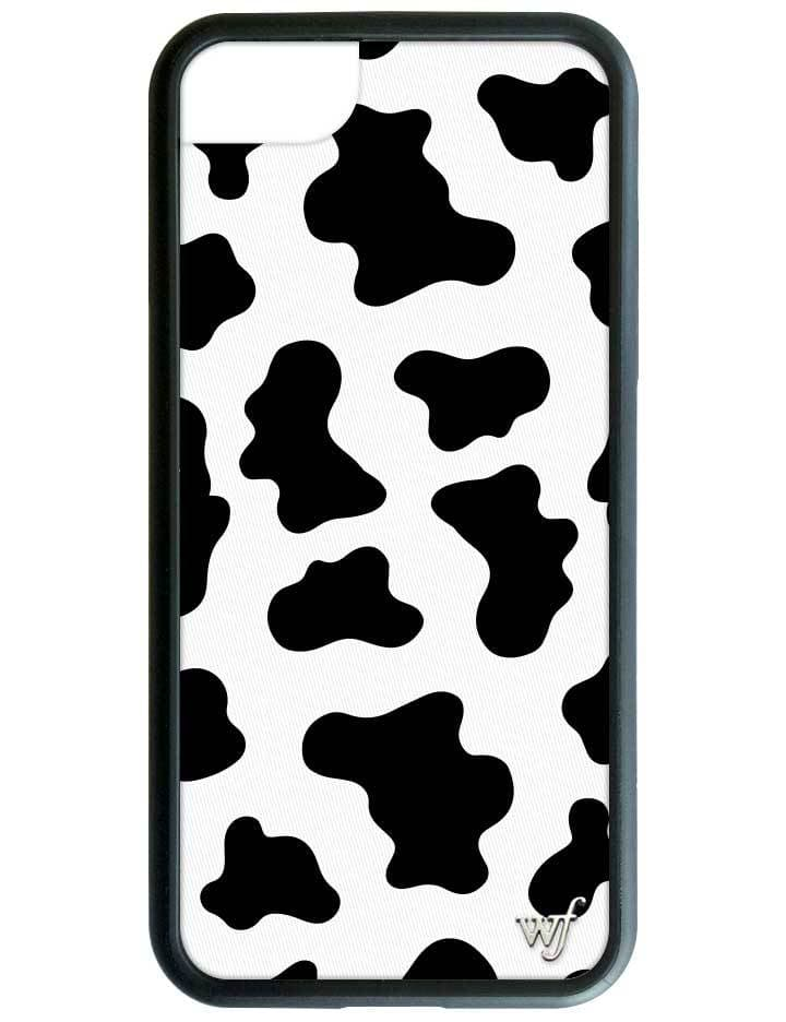 moo moo iphone 6 7 8 case wildflower cases
