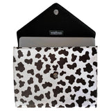 "Moo Moo 13"" Laptop Clutch"