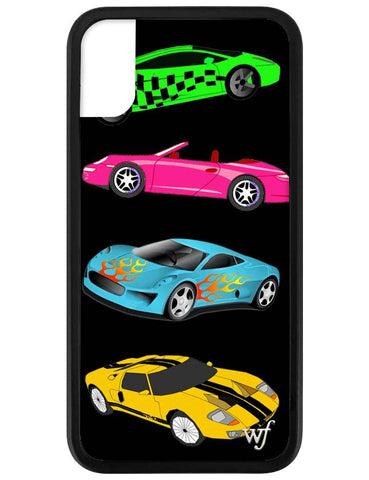 Motorsport iPhone X Case