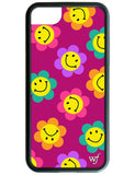 Smiley Flowers iPhone 6/7/8 Case