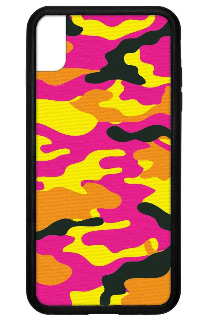 iphone xs neon case