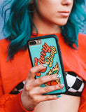 Niki DeMartino Cherry Bomb iPhone 7 Case