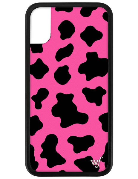 Neon Cow iPhone X/Xs Case