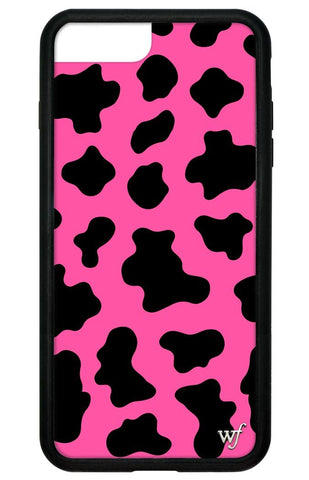 Neon Cow iPhone 6+/7+/8+ Plus Case