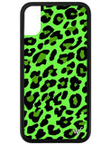 Neon Leopard iPhone X/Xs Case