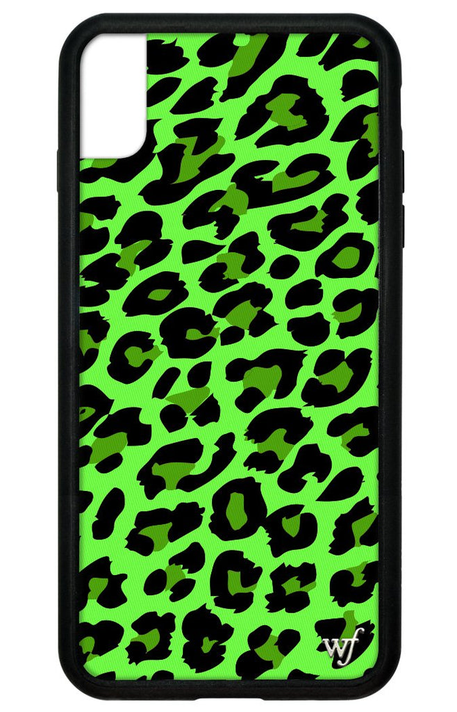 huge discount b4460 80283 Neon Leopard iPhone Xs Max Case