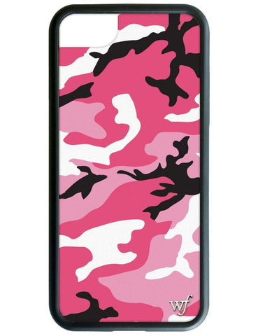 Pink Camo iPhone 6/6s/7 Case
