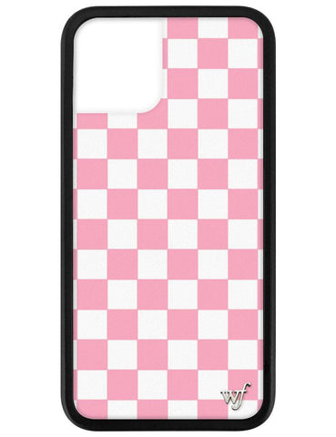 Pink Checkers iPhone 11 Pro Case