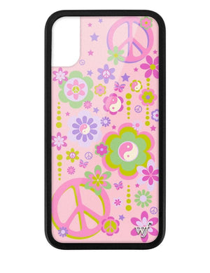 Peace N Luv iPhone Xs Max Case