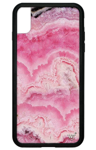Pink Stone iPhone Xs Max Case