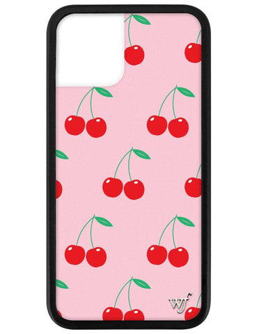 Pink Cherries iPhone 11 Pro Case