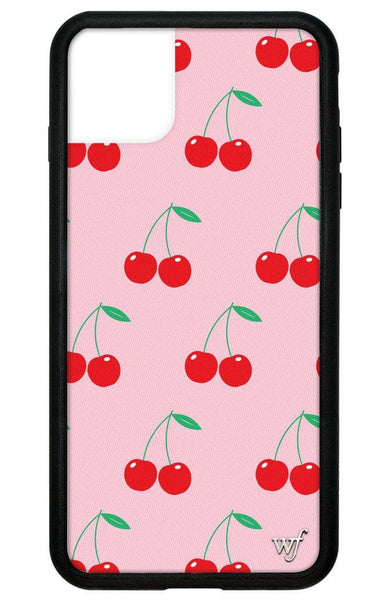 Pink Cherries iPhone 11 Pro Max Case