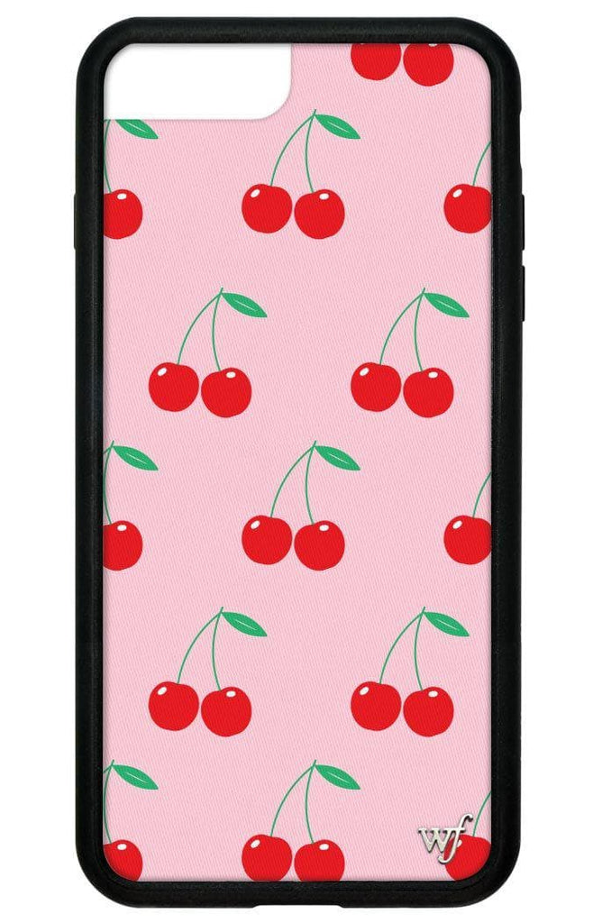 more photos 91848 5562f Pink Cherries iPhone 6+/7+/8+ Plus Case