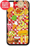 Pizzeria iPhone X/Xs Case Includes Stickers