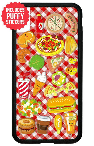 Pizzeria iPhone Xs Max Case Includes Stickers