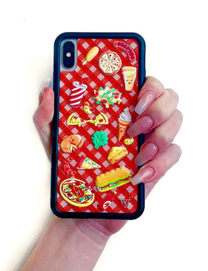 Pizzeria iPhone Xs Max Case