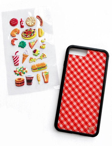 Pizzeria iPhone 6/7/8 Case