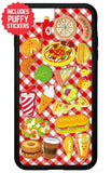 Pizzeria iPhone 6+/7+/8+ Plus Case Includes Stickers