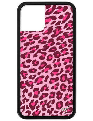 Leopard iPhone 11 Pro Case | Pink