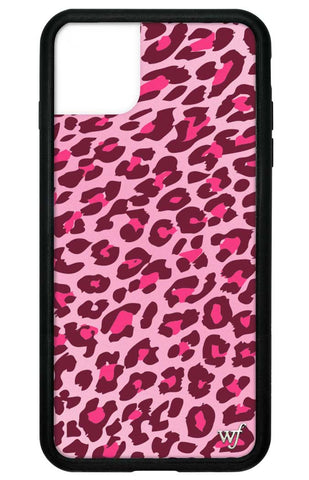 Pink Leopard iPhone 11 Pro Max Case