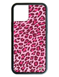 Pink Leopard iPhone 12 Case