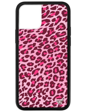 Pink Leopard iPhone 12 Pro Case
