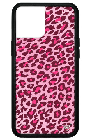 Pink Leopard iPhone 12 Pro Max Case